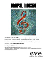 eve-choral-mosaic-poster